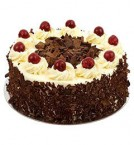 send Half Kg Black Forest Cake delivery