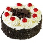 send Any Occasion Black Forest Cake 1Kg delivery