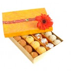 send 500gms Sweets Box delivery