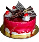 send 500gms Blue Berry Eggless Cake delivery