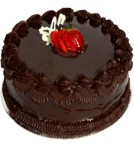 send  1 Kg Eggless Chocolate Cake delivery