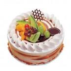 send half kg eggless fruit cake delivery