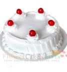 send 500gms vanilla cake delivery