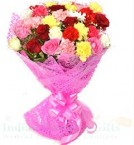 send Roses Carnations Flower delivery