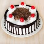 send Half Kg Black Forest Cake delivery