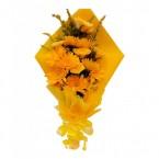 send gerbera flower bouquet delivery