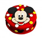 send  1kg Mickey Mouse Cake delivery