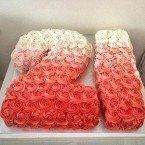 send 4kg Rose Cream Cake delivery