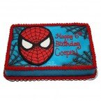 send 1kg Spiderman Cake delivery