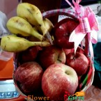send  2 kg fresh fruit basket delivery