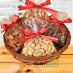 send 1kg dry fruit gift busket delivery