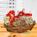send half kg dry fruit gift busket delivery