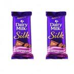 send 2 dairy milk silk chocolate delivery