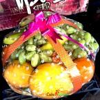 send 5 kg fresh fruit basket delivery