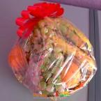 send 3 kg fresh fruit basket delivery