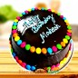 Chooclate Jems Cake 500gms