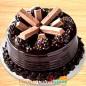 1Kg kit kat chocolate cake