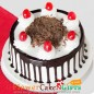 Half Kg Chocolate Eggless Cake