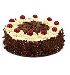 1Kg Eggless Black Forest Cake