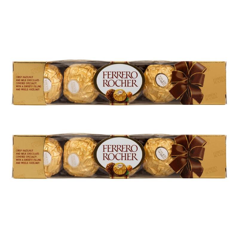 Ferrero Rocher Chocolates - 8 Pcs