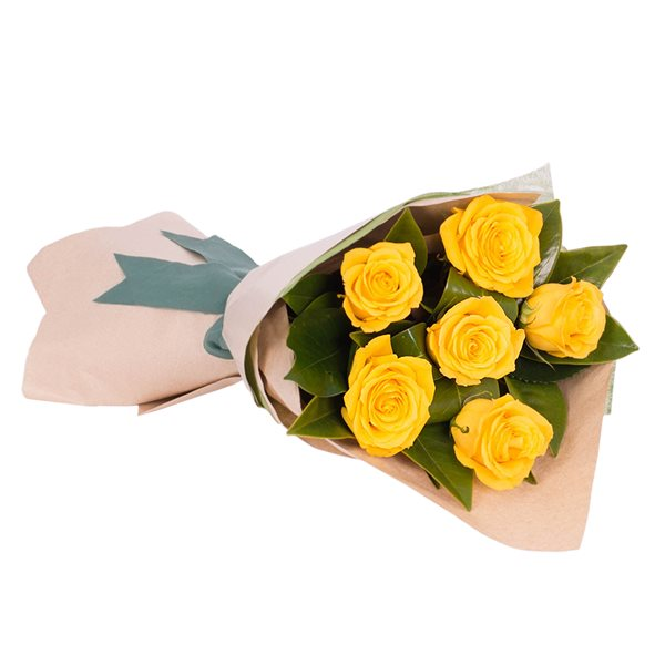 Long Stemmed Rose Bouquet Red 6