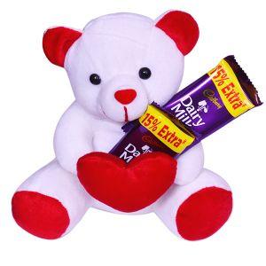 chocolate n Teddy