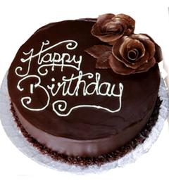 500gms Chocolate Truffle Cake