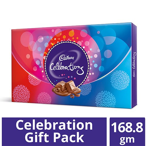Cadbury Celebration Gift Box for Any Occasion