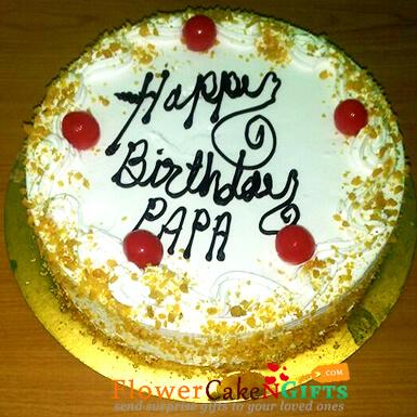 Butterscotch Cake 500gms
