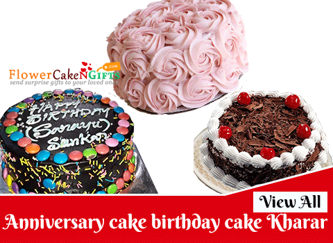 Cake Delivery Services In Kharar