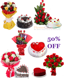 Order Online Heart Shaped Black Forest Cake Home Delivery Services In Zirakpur Mohali At Midnight Sameday