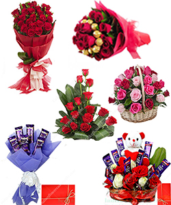Order Online Flower Bouquet Home Delivery Services Varanasi City At Midnight Sameday