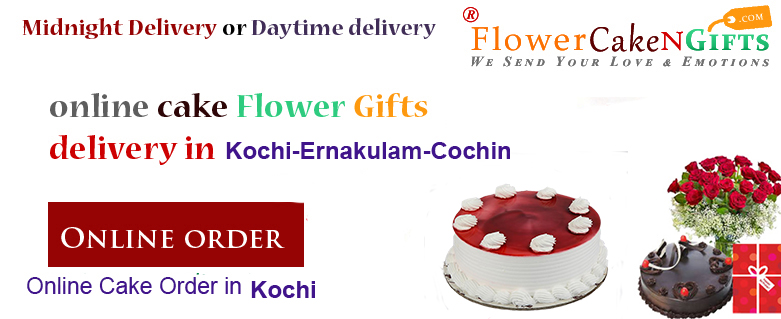 Midnight Anniversary Chocolates Teddy Birthday Eggless Cake Flower Bouquet Delivery To Kochi Ernakulam Cochin Kerala City