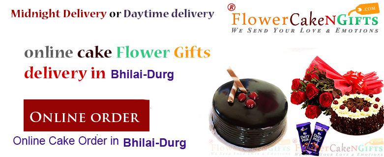 Midnight Anniversary Chocolates Teddy Birthday Eggless Cake Flower Bouquet Delivery To Bhilai Durg Sameday
