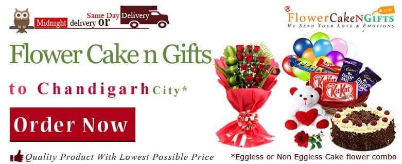 Midnight Anniversary Chocolates Teddy Birthday Eggless Cake Flower Bouquet Delivery To Chandigarh Sameday