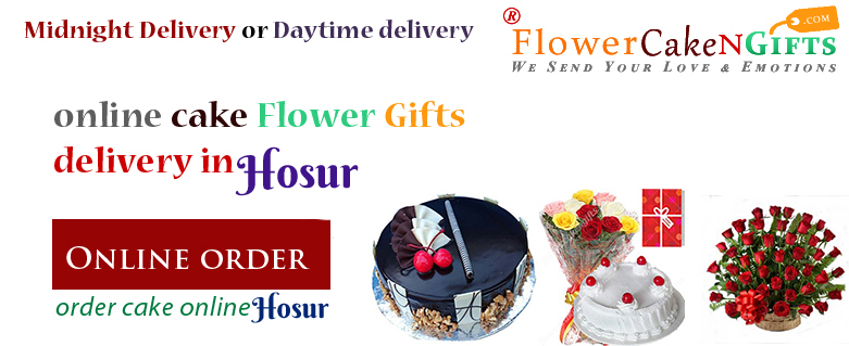 Midnight Anniversary Chocolates Teddy Birthday Eggless Cake Flower Bouquet Delivery To Hosur Sameday
