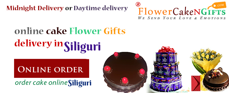 Online Gifts Birthday Cake Flower Delivery In Siliguri Order Anniversary Midnight Lowcost