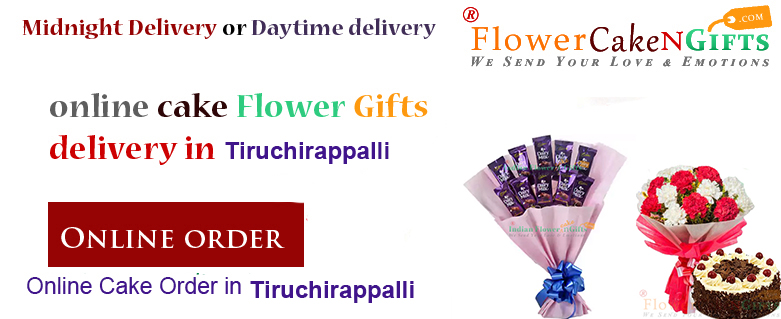 Midnight Anniversary Chocolates Teddy Birthday Eggless Cake Flower Bouquet Delivery To Trichy Sameday