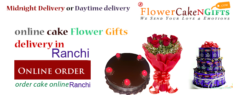Midnight Anniversary Chocolates Teddy Birthday Eggless Cake Flower Bouquet Delivery To Ranchi Sameday