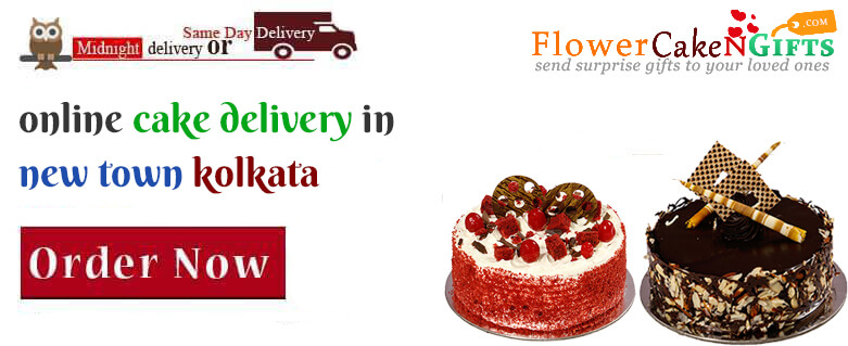 CAKE Delivery In New Town KOLKATA