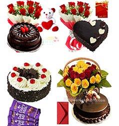 Online Birthday Cake Flower Delivery in Gajuwaka Visakhapatnam Vizag