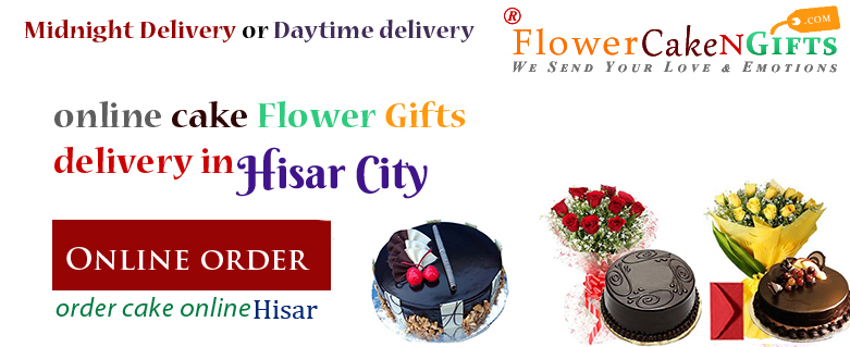 Midnight Anniversary Chocolates Teddy Birthday Eggless Cake Flower Bouquet Delivery To Hisar Sameday
