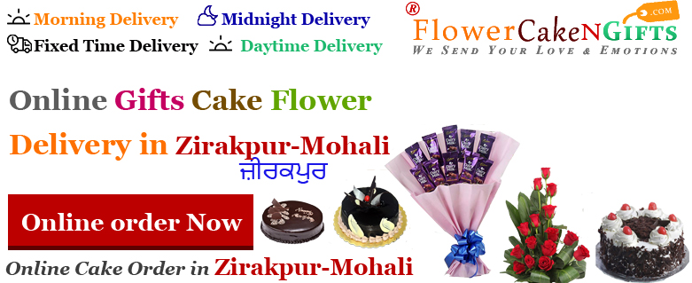 Midnight Anniversary Chocolates Teddy Birthday Eggless Cake Flower Bouquet Delivery To Mohali Sameday